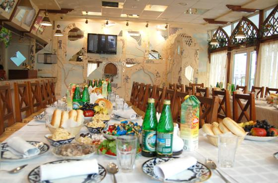 Ресторан Лагман - фотография 5
