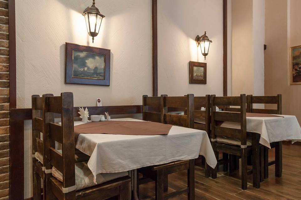 Ресторан Sofra - фотография 13