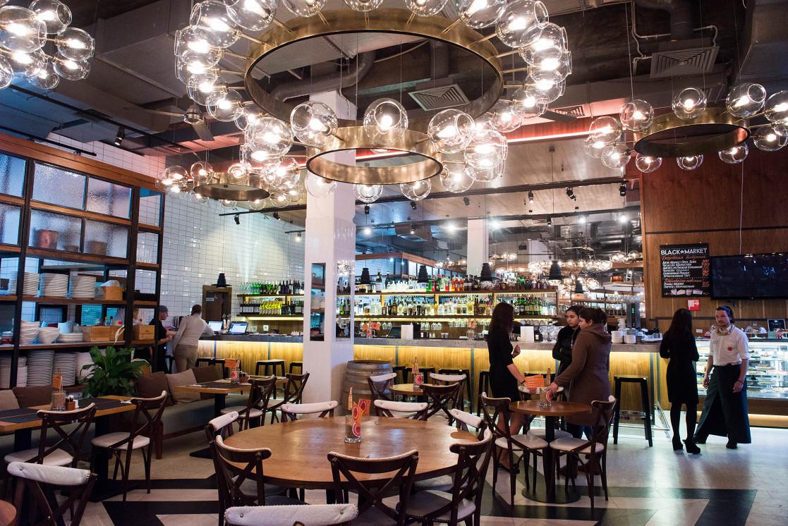Ресторан Black Market - фотография 4