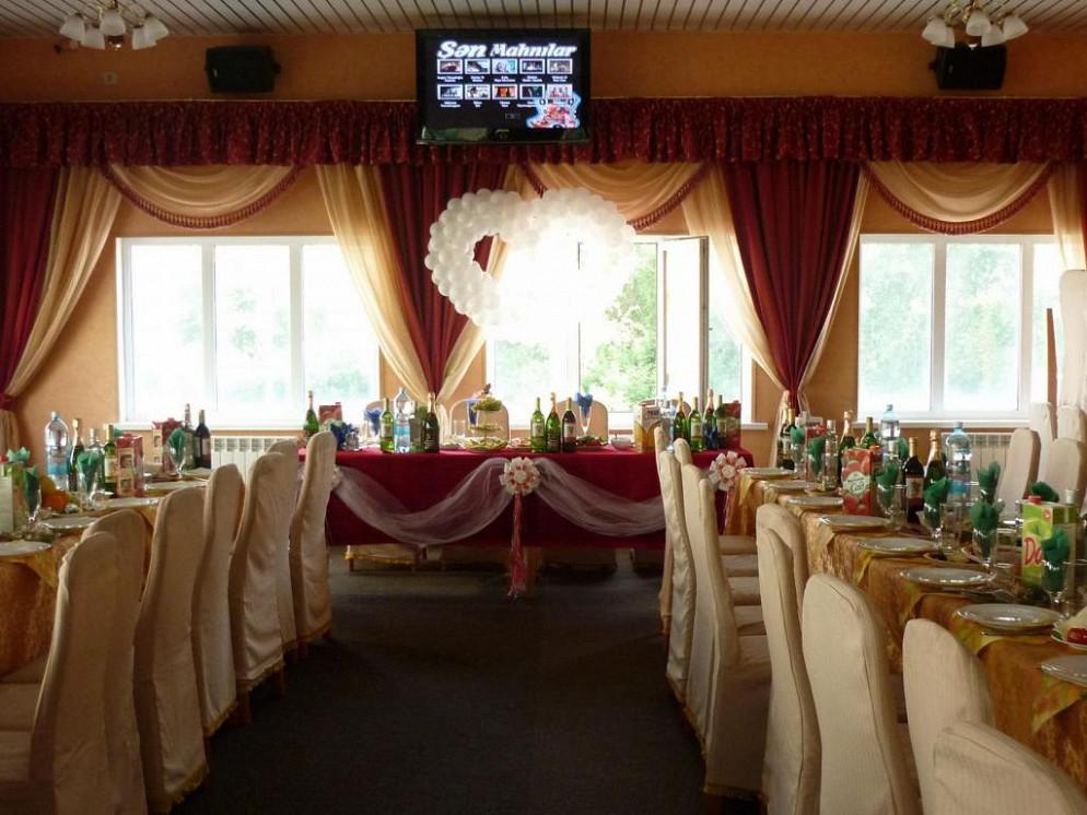 Ресторан Бакинский двор - фотография 1