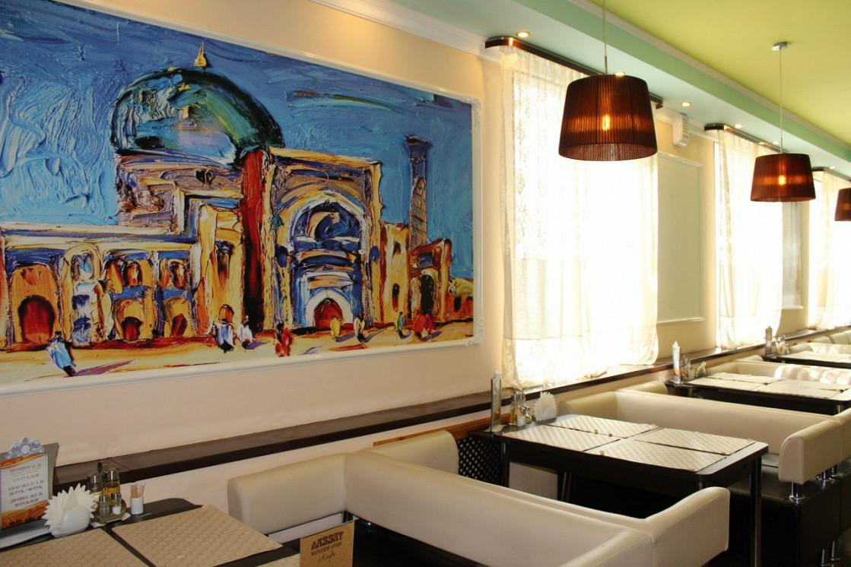 Ресторан Лаззат - фотография 6