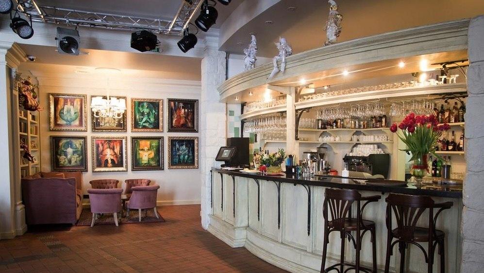 Ресторан Скоморохи - фотография 11