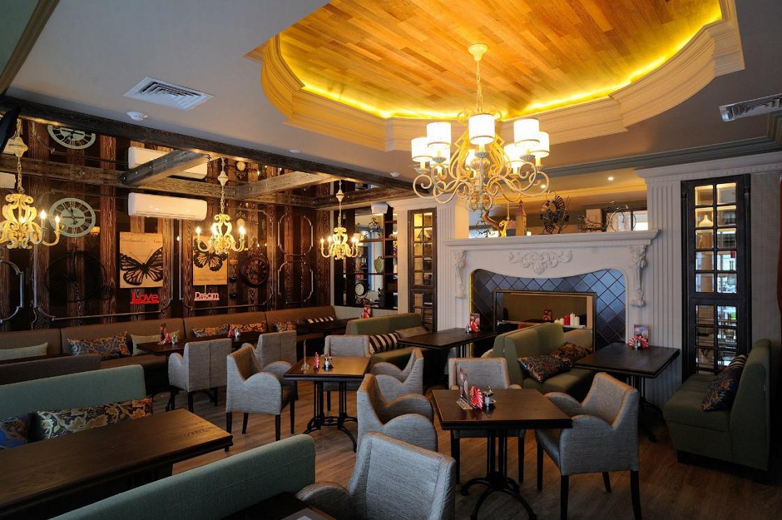 Ресторан Коттедж - фотография 11