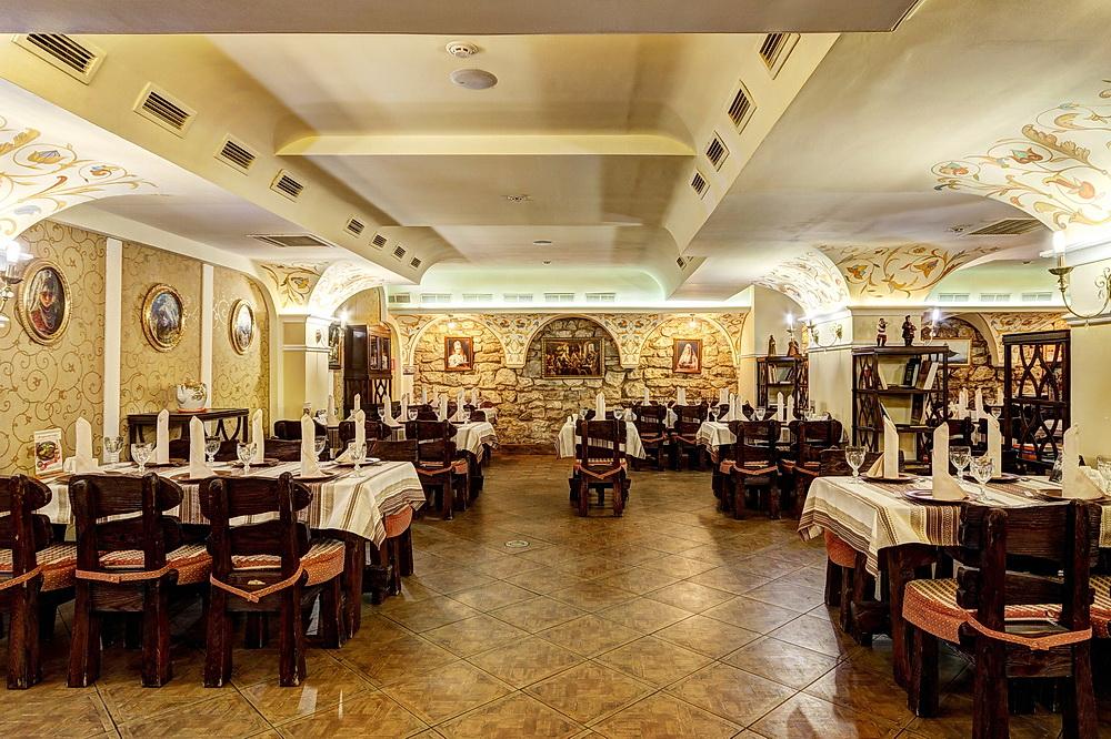 Ресторан Добрыня - фотография 26 - Купеческий зал