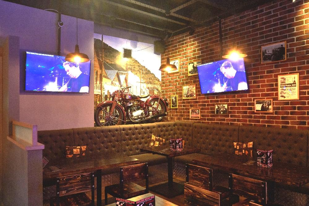Ресторан Maxpower Bar - фотография 7