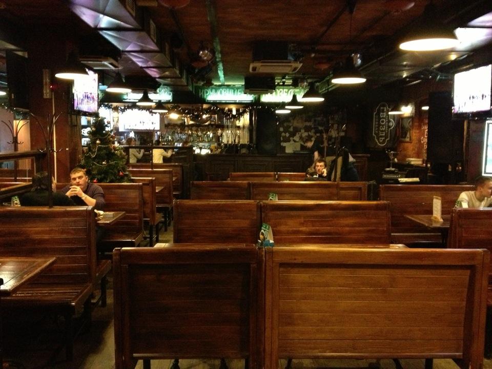 Ресторан Гвоздь - фотография 1