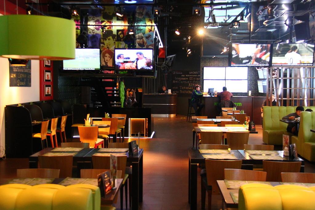 Ресторан City Café - фотография 8