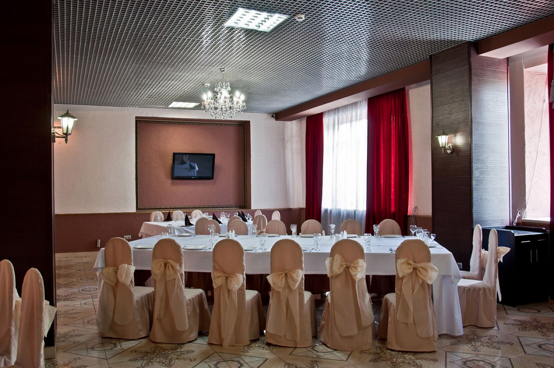 Ресторан Просторы - фотография 10