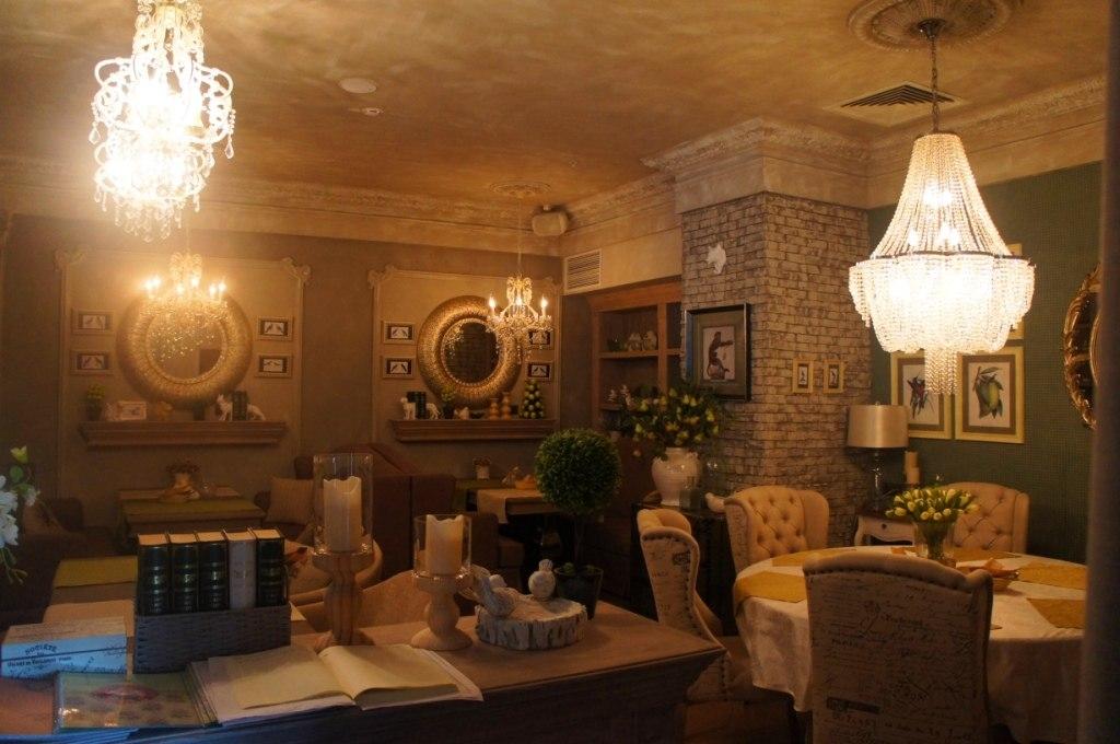 Ресторан Моне - фотография 11