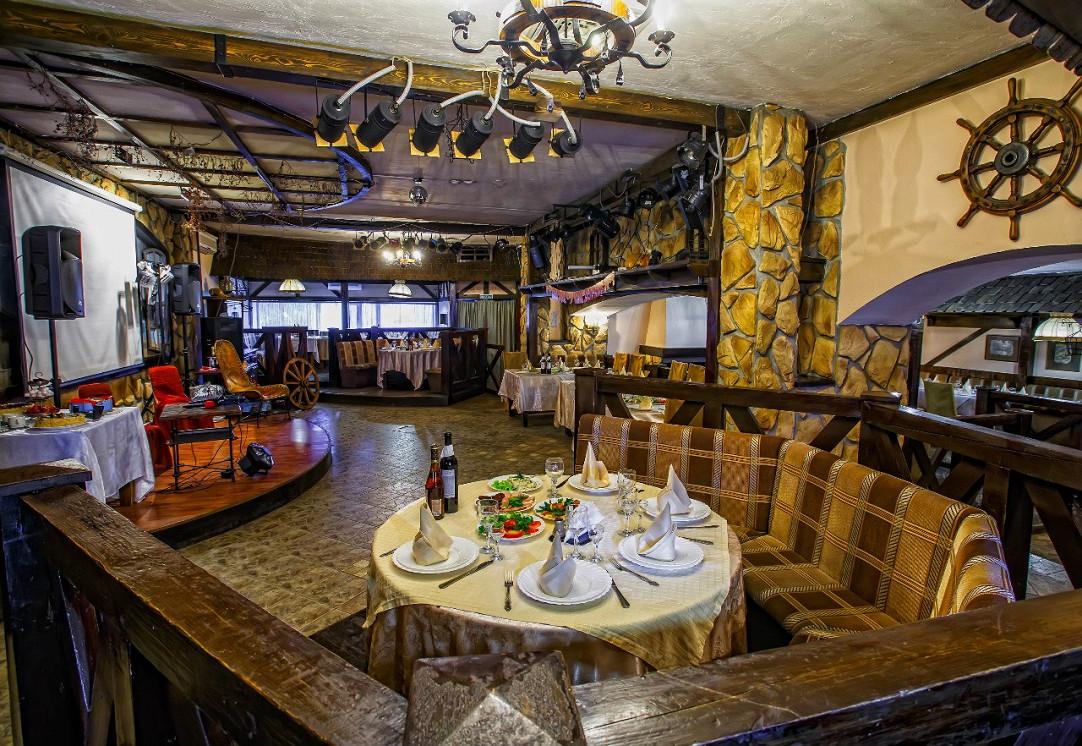 Ресторан Дарьял - фотография 4