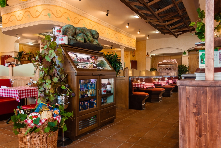 Ресторан Mama Roma - фотография 9