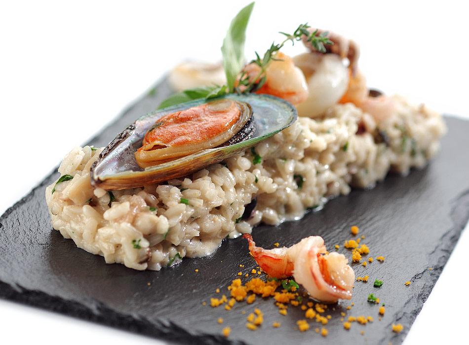 Ресторан Andiamo - фотография 15 - ризотто Ди Маара