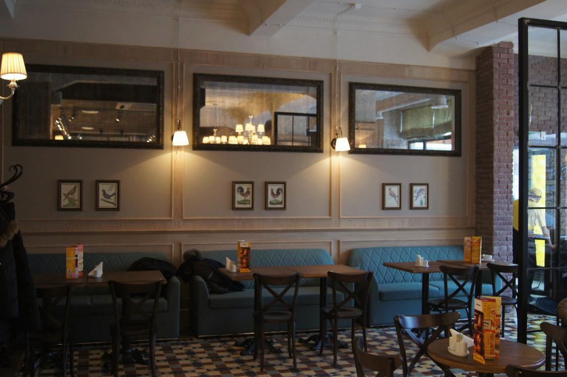 Ресторан Поль-бейкери - фотография 1