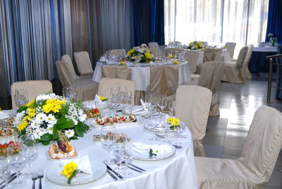 Ресторан Золотой зал - фотография 12