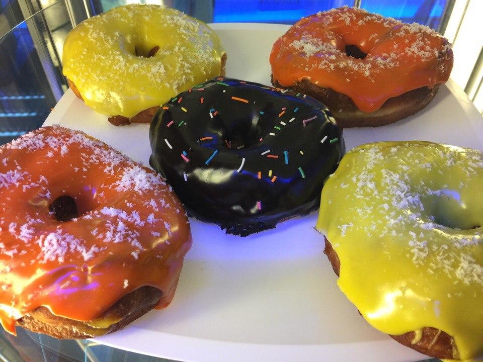 Ресторан Mega Premium Donuts - фотография 2