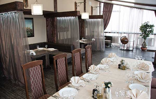 Ресторан М5 - фотография 1