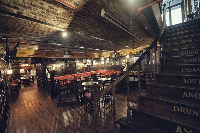 Ресторан The Tipsy Pub - фотография 6