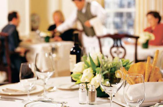 Ресторан Vinil - фотография 3