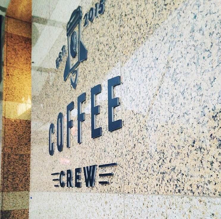 Ресторан Coffee Crew на Мичуринском - фотография 7