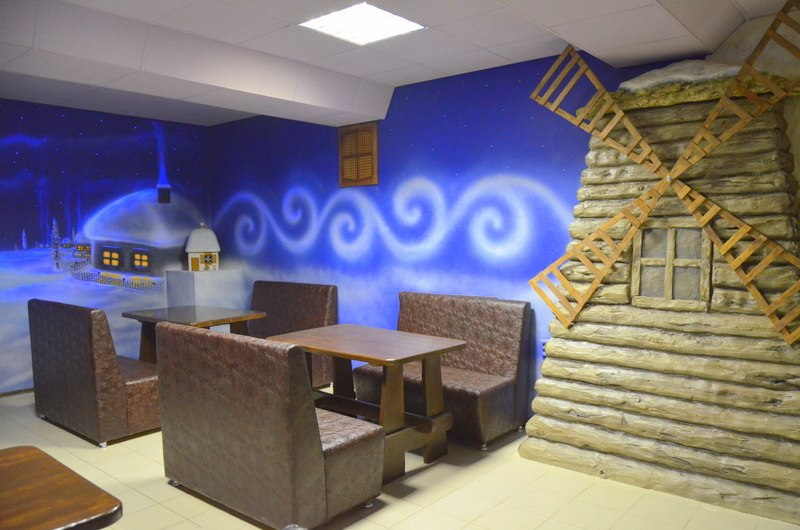 Ресторан Диканька - фотография 1