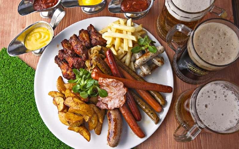Ресторан Старый амбар - фотография 10