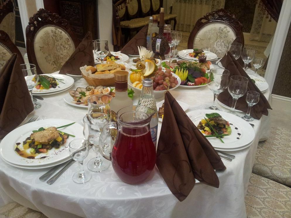 Ресторан Бакинский двор - фотография 11