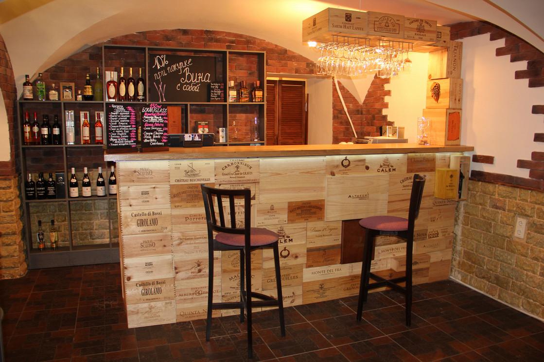 Ресторан Vinoveka - фотография 2