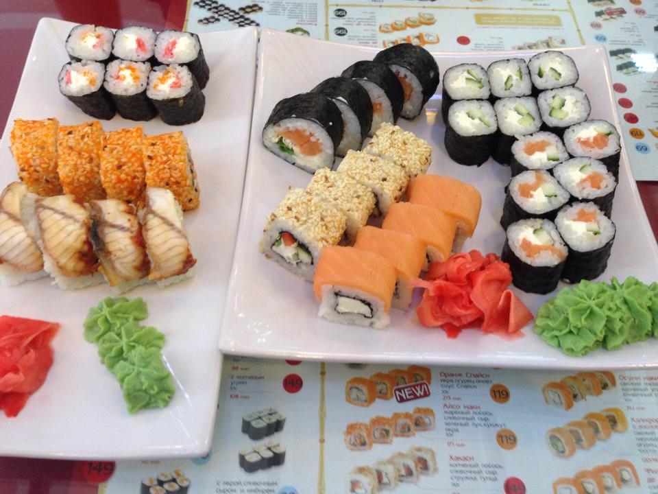 Ресторан Суши-сан - фотография 3