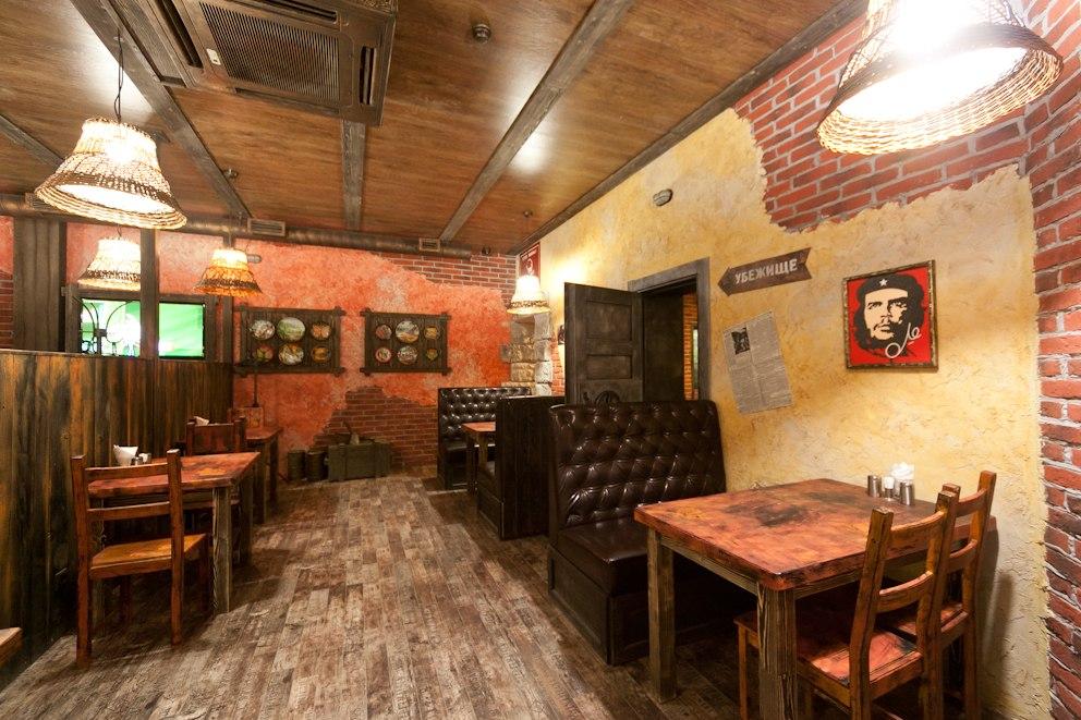 Ресторан Время Che - фотография 9