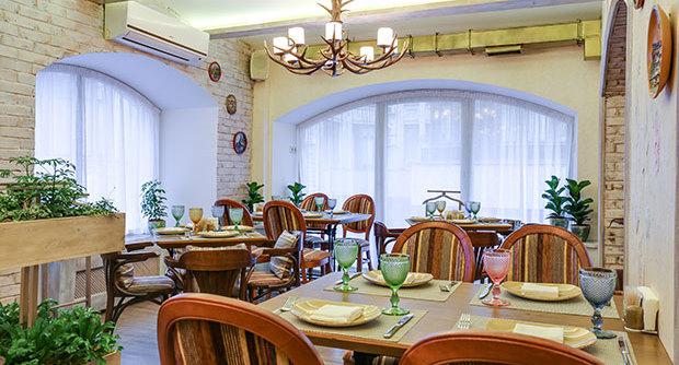 Ресторан Натахтари в Большом Черкасском - фотография 20