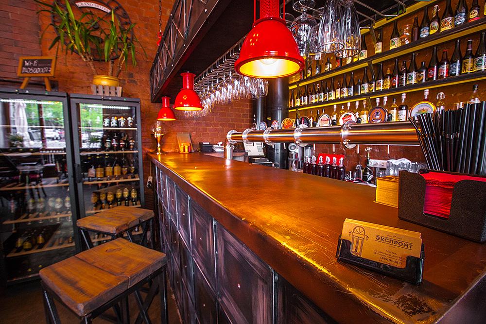 Ресторан Экспромт - фотография 1