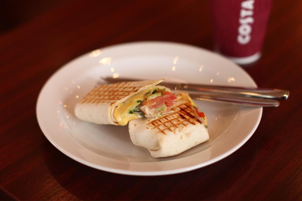 Ресторан Costa Coffee - фотография 2
