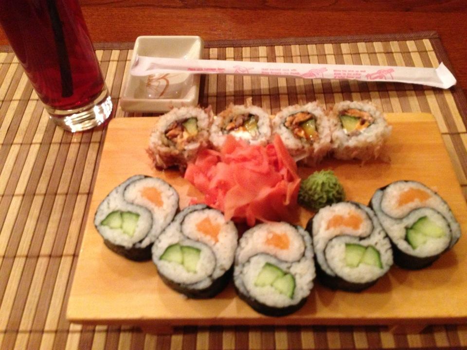 Ресторан Суши-сан - фотография 2