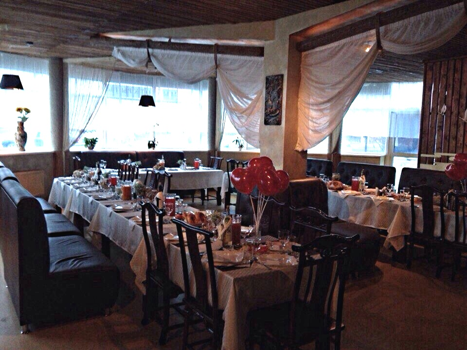 Ресторан Золотая долина - фотография 8