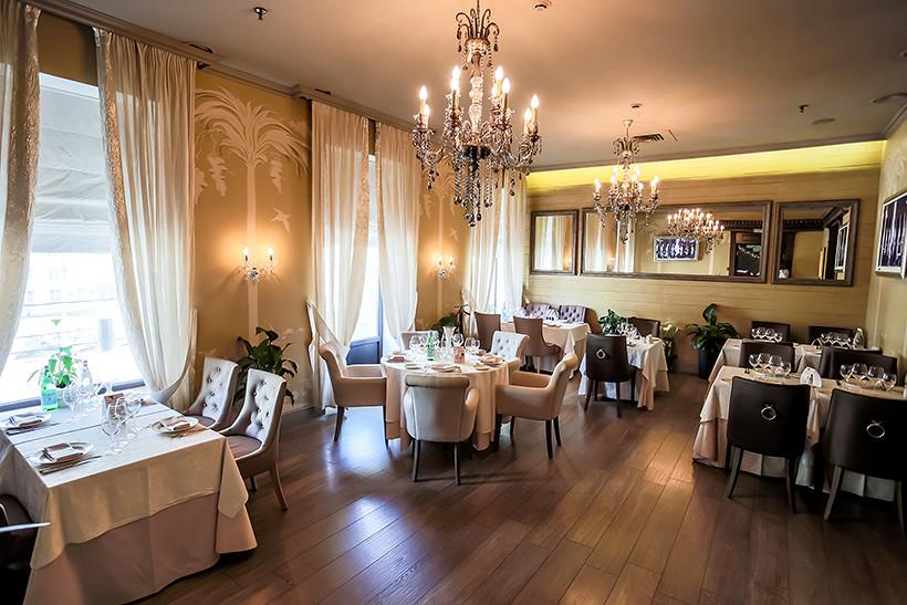 Ресторан Гюго - фотография 11