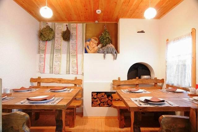 Ресторан Побратимыч - фотография 5