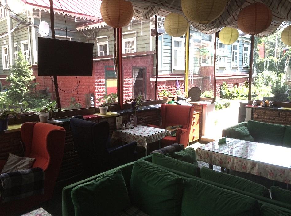 Ресторан Maranta - фотография 1