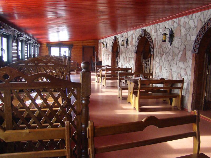 Ресторан Старый замок - фотография 10