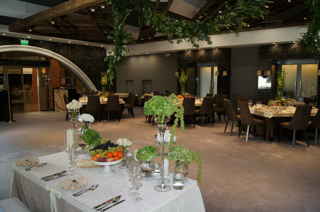 Ресторан Башкирия - фотография 1