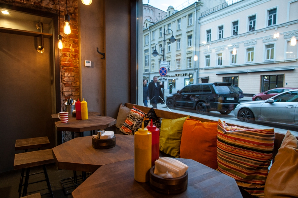 Ресторан Kitchen Burger Bar - фотография 7