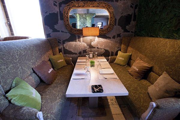 Ресторан Мята - фотография 8