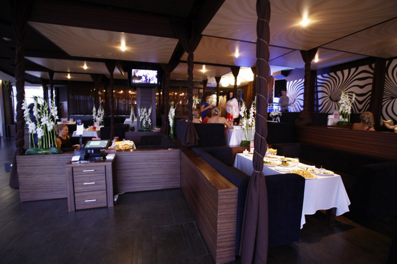 Ресторан Sky 18 - фотография 8