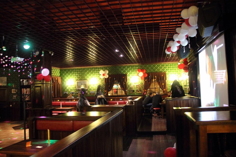 Ресторан Gordon's - фотография 1