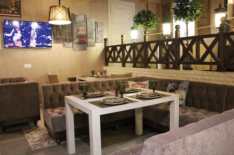 Ресторан Шерлок - фотография 2