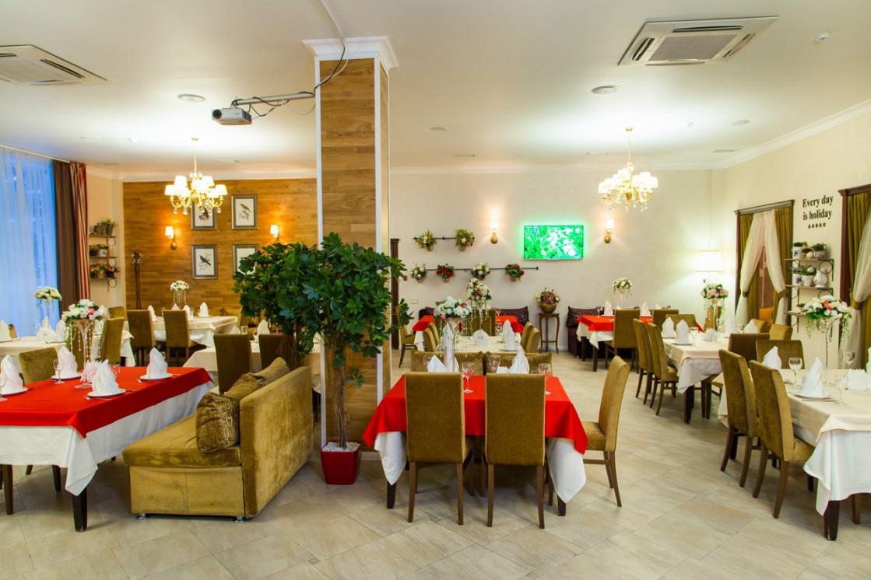 Ресторан Natura Project - фотография 10