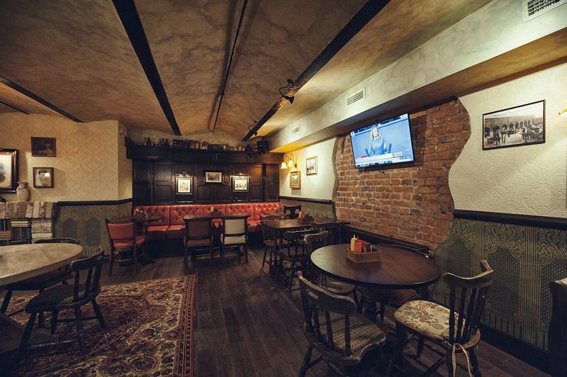 Ресторан The Tipsy Pub - фотография 4