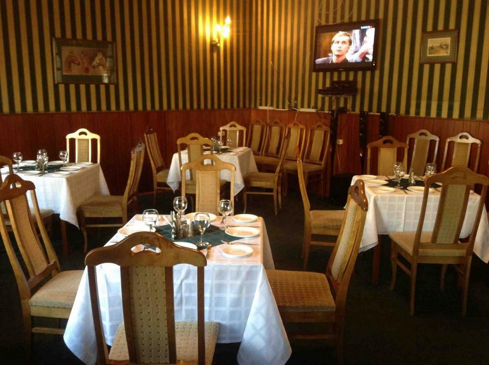 Ресторан Белая лошадь - фотография 2
