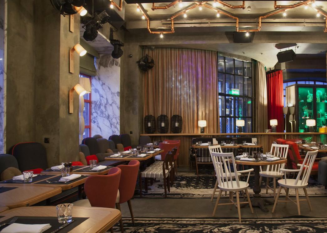 Ресторан The Waiters - фотография 17