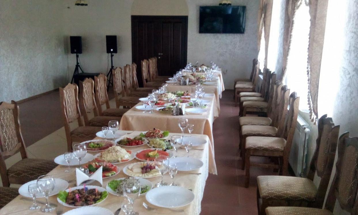 Ресторан Элизий - фотография 1