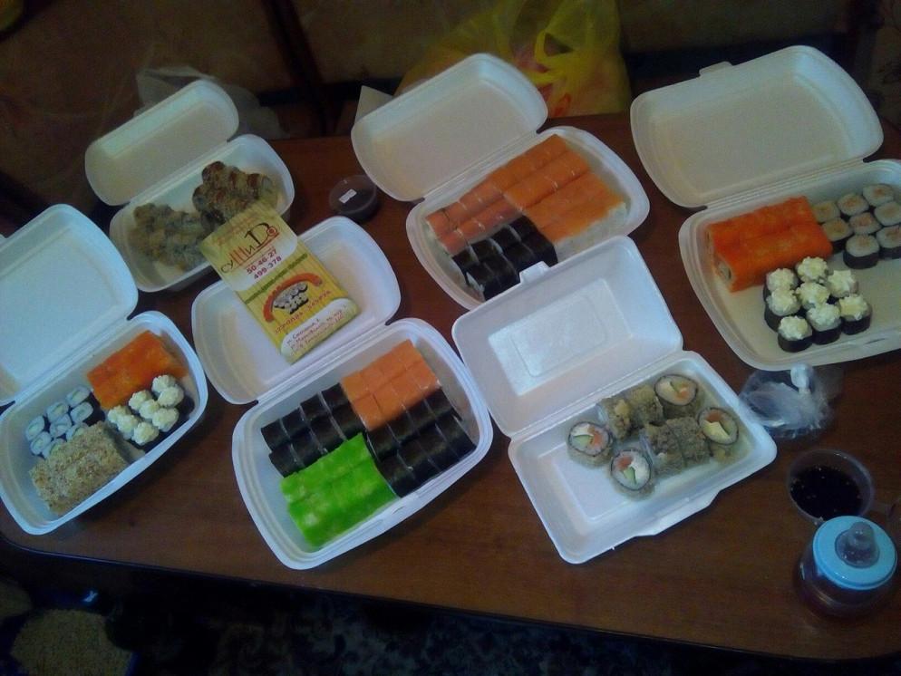 Ресторан Суши-до - фотография 1